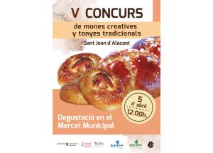 V CONCURSO DE MONAS CREATIVAS Y TOÑAS TRADICIONALES