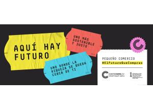 """Pequeño comercio. """"El futuro que compras"""". Una campaña de sensibilización sobre el comercio local."""