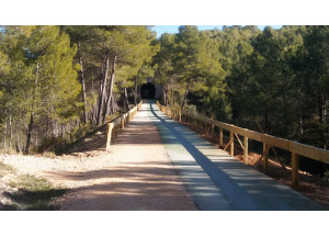 El ayuntamiento dedica cerca de 200.000 euros para mejorar la Vía Verde
