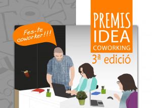 "III PREMIOS ""IDEA COWORKING ALZIRA 2018""."