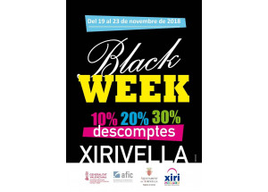 Xirivella Black Week