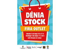 VUELVE DÉNIA STOCK, LA FERIA OUTLET DE DÉNIA
