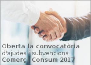 CONVOCADAS LAS AYUDAS AL COMERCIO.