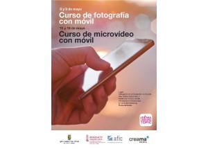 DÉNIA: Cursos de fotografía y microvídeo con móvil