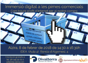 JORNADA INMERSIÓN DIGITAL PARA PYMES COMERCIALES