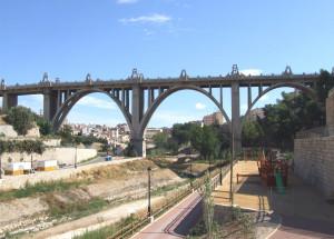 A partir del dia 26 de juny es procedirà al tall del pont de Sant Jordi