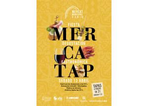 Vuelve el tardeo al Mercat Municipal de Xàbia con el 'MERCATAP'