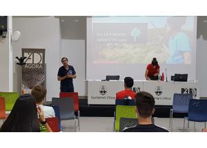 Comença una nova edició del Voluntariat Ambiental en Prevenció d'Incendis Forestals
