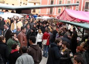 Sol·licituts per a participar en la Fira de Santa Caterina de Vila-real