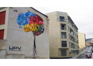 Mural homenatge a Joan Valls
