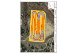 Se aprueba el proyecto para construir un circuito homologado de BMX en Alcoy