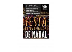 FESTA BENVINGUDA AL NADAL 2019