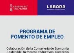 INICI DEL PROGRAMA EMCOLD 2019 DE LABORA A GUARDAMAR DEL SEGURA