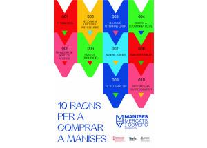 CAMPAÑA DE COMERCIO Y MERCADOS DE MANISES