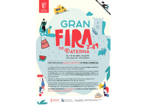 FERIA DE PATERNA 2019
