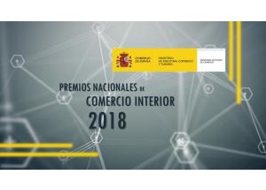 CONVOCADOS LOS PREMIOS NACIONALES DE COMERCIO INTERIOR 2018