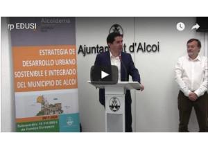 Alcoi aconsegueix més de 10 milions d'euros per dur endavant l'Estratègia DUSI