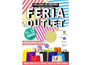 Callosa celebrará su Feria Outlet este fin de semana