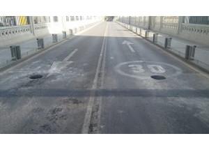 L'ajuntament porta avant sondejos en el pont de Sant Jordi