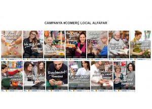 La Campaña #Comerç Local llega a Alfafar