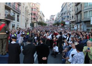 Zamorano: 'La I Fira Modernista és l'èxit d'una ciutat capaç de fer el que es propose'