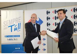 L'Ajuntament d'Alfafar firma un convenio de colaboración laboral con Carrefour