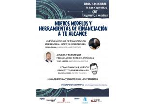 JORNADA NUEVOS MODELOS Y HERRAMIENTAS DE FINANCIACIÓN