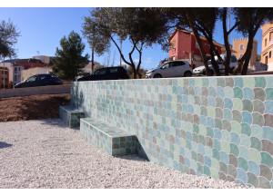Onda obri als veïns el remodelat parc de Crist *Obrero i el nou pàrquing del carrer Serratella