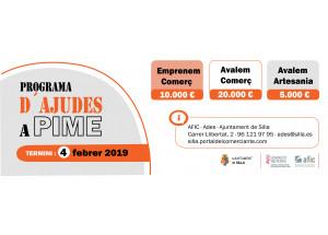 PROGRAMA D'AJUDES A PIMES