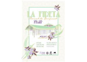 """""""La Fireta"""" d'Avalar-te arriba aquest cap de setmana a l'antic Mercat Municipal"""
