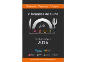 Benicarló, Vinaròs y Peñíscola presentan las V Jornades de Cuina dels Sabors