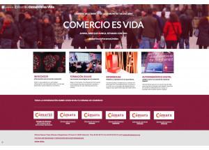 COMERÇ ÉS VIDA. Recursos per a la digitalització del xicotet comerç