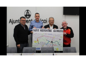 La Sant Silvestre Alcoiana torna un any més