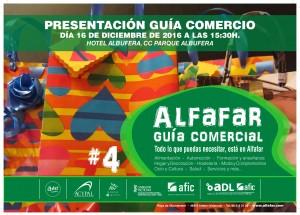 Alfafar presentará su IV Guía Comercial