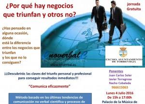 CHARLA DE COMUNICACIÓN NO VERBAL