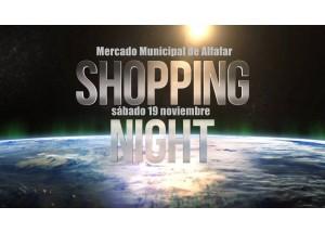 Shopping Night en el Mercado Municipal de Alfafar