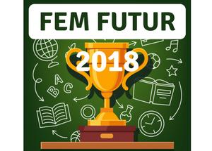 """CONCURS """"FEM FUTUR"""" 2018"""