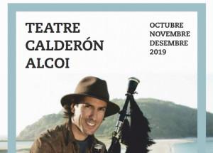 El 18 de setembre arranca la programació al Teatre Calderón