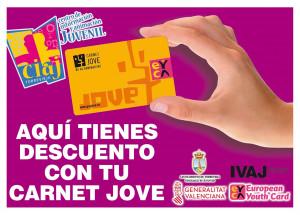 JORNADA COMERCIO LOCAL + CARNET JOVEN