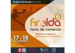 FIRELDA. 6ª EDICIÓ DE LA FIRA DEL COMERÇ D'ELDA