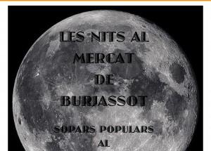 LES NITS DEL MERCAT DE BURJASSOT