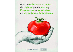 Guia de Pràctiques Correctes d'Higiene i Preparació d'Aliments en Mercats no Sedentaris