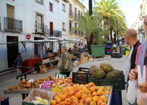 Próximo sábado 8 de diciembre habrá mercado semanal y abrirá el comercio en Benissa