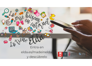 """EL AYUNTAMIENTO DE ELDA PONE EN MARCHA LA CAMPAPAÑA DE PROMOCIÓN PARA EL COMERCIO """"MADE IN ELDA"""""""