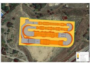 La junta de Govern aprova la licitació de la construcció d'un circuit homologat de BMX en Alcoi
