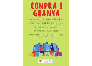 """COMPRA I GUANYA"""