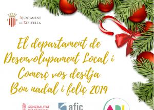 Bon Nadal i feliç 2019