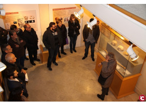 El Museu Arqueològic prorroga l'acolliment de l'exposició 'Cuidar, Guarir, Morir. La malaltia llegida en els ossos'