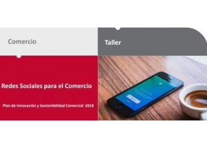 TALLER: REDES SOCIALES PARA EL COMERCIO