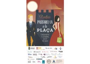 Passarel·la a la plaça 2017